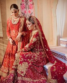 & look gorgeous in this new photoshoot for - 📸: Pakistani Wedding Outfits, Wedding Dresses For Girls, Pakistani Wedding Dresses, Pakistani Dress Design, Bridal Outfits, Indian Dresses, Wedding Lehnga, Wedding Wear, Indian Outfits