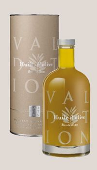 Bouteillan olive oil from Valdition in Provence (voted best French olive oil)