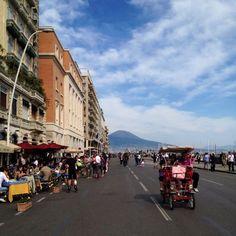 Seafront Napoli