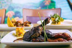 Jerk chicken Mesob restaurant Kansas City