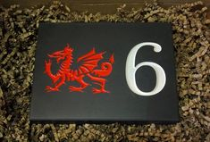 We've already had Welsh slate house sign order being placed for Christmas presents this week!  Order yours in store or design it yourself at home at www.valleymill.co.uk/products/signs
