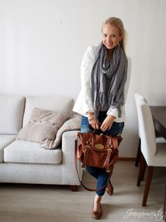 Perfect Fall day outfit