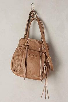 Fenja Fringed Shoulder Bag - anthropologie.com