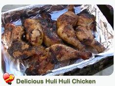 Huli Huli Chicken - ILoveHawaiianFoodRecipes