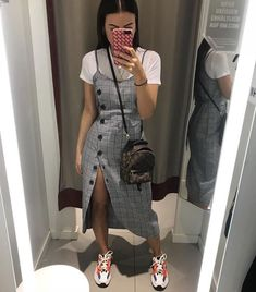 casual summer outfits for women Tomboy Outfits, Mode Outfits, Stylish Outfits, Fall Outfits, Summer Outfits, Cochella Outfits, Cute Fashion, Look Fashion, Womens Fashion
