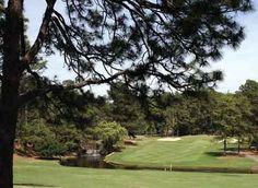 Country Club of North Carolina, 11th hole, Dogwood Course, Pinehurst NC area