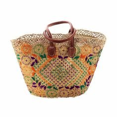 Fatima basket by Souk Market Baskets