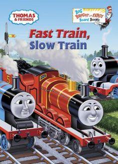 Fast train, slow train 4/18