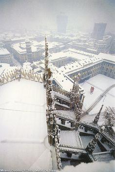 Milano città imprevista (1985) - Duomo.