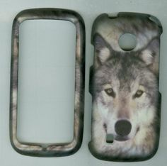 Grey Wolf Faceplate Hard Case Protector for Tracfone Straight Talk Lg 505c Lg505c, http://www.amazon.com/dp/B00EUMSSIU/ref=cm_sw_r_pi_awdl_oiQJsb0YKEE7Z