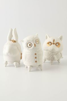 Bundled Up Critters Candles
