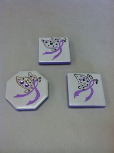 Relay For Life Fundraiser -  I might be able to make these myself! Buttons? Magnets?