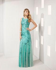 50 vestidos de fiesta verdes 2020: vístete con el color del éxito y la seguridad Bridesmaid Dresses, Prom Dresses, Formal Dresses, Wedding Guest Looks, Soutache Jewelry, Celebrity Beauty, Lace Bodice, The Dress, Every Woman