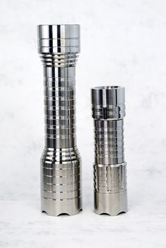 Some titanium flashlights for sale (updated & more added)