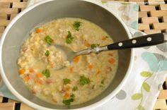 From-Snuggs-Kitchen - Essen aus Hessen und dem Rest der Welt: Gerstensuppe
