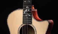 Fretboard Inlay | Taylor Guitars