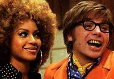 Foxxy Cleoptra and Austin Powers