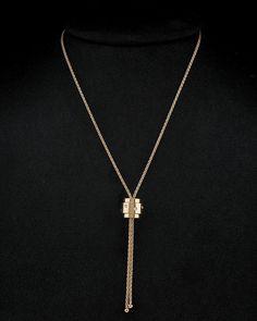 Piaget 18K Diamond 29in Pendant