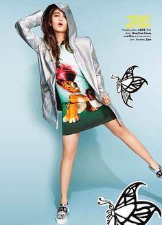Alia Bhatt photoshoot for a magazine. #Bollywood #Fashion #Style #Beauty #Sexy