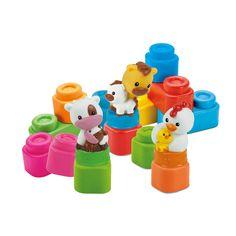 Set Clemmy mamans et bébés Clemmy pour enfant de 6 mois à 18 mois - Oxybul éveil et jeux 3 D, Usb Flash Drive, Diy And Crafts, Animals, Products, Farm Animals, Pets, Funniest Pictures Ever, Animales