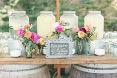 Photography : Carlie Statsky | Catering : Carmel Valley Ranch | Event Planning + Design : Coastside Couture Read More on SMP: http://www.stylemepretty.com/california-weddings/carmel/2016/03/19/rustic-carmel-valley-ranch-wedding/