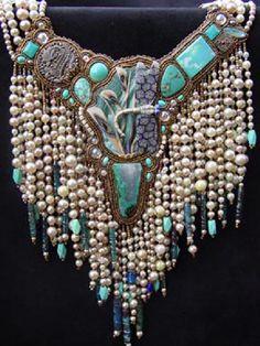 Heidi Kummli - like the pearl fringe