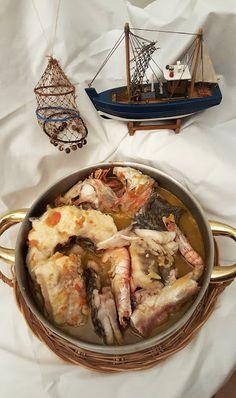 Deliciosa paparoca: Caldeirada de peixes