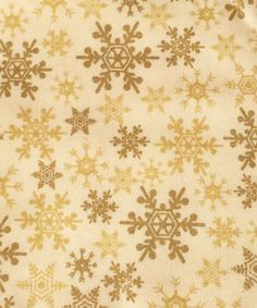 Gold Snowflake Napkin 9.5in. by Mukweto on Etsy https://www.etsy.com/listing/222883347/gold-snowflake-napkin-95in