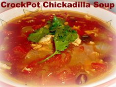 It's winter time and that means two things, getting out my Crockpot and making soups!  I love my Crockpot !  I love the convenience , I...