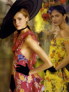 Ralph Lauren Collection Ad Campaign Spring/Summer 2008 Shot #3