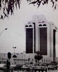 المطعم التركي عام 1985..الذي اصبح في وقتنا هذا معقل لأكبر  تظاهره يقودها ثوار الشعب العراقي  ضد الفساد الحكومي ..