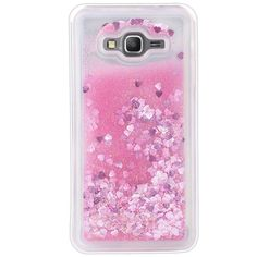 UTOPER Luxury Liquid Unicorn Case For Samsung Galaxy Grand Prime Case G530 Cat Horse Sand Cover For Samsung Galaxy J2 Prime Case