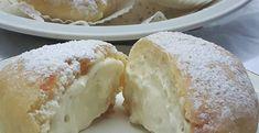 Fiocco di Neve, ricetta originale – Dolci Passioni Ricotta, Pain, Hot Dog Buns, Vanilla Cake, Italian Recipes, Food And Drink, Sweets, Bread, Cheese