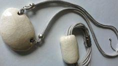 Komplet biżuterii ceramicznej - Kamea-Bizuteria-Ceramika - Komplet biżuterii…