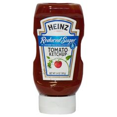 1 tablespoon reduced-sugar ketchup, such as Heinz