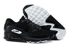 sports shoes 856e6 10ca5 ZTRD512 Kvinder Nike Air Max 90 Premium EM kører Sko Sort 0Lcldw  1 Nike