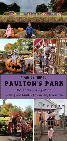Paulton's Park Review with Accessibility Information - Someone's Mum A review of #PaultonsPark and #PeppaPig world. Includes information about supporting #disabled and #autistic guests. Days Out With Kids, Holidays With Kids, Uk Holidays, Family Weekend, Family Days Out, Travel With Kids, Family Travel, Peppa Pig World, Spooky Music