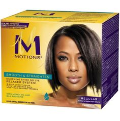 Motions Smooth & Straighten Silkening Shine No Lye Relaxer Regular - 1 Application  $7.19 Visit www.BarberSalon.com One stop shopping for Professional Barber Supplies, Salon Supplies, Hair & Wigs, Professional Product. GUARANTEE LOW PRICES!!! #barbersupply #barbersupplies #salonsupply #salonsupplies #beautysupply #beautysupplies #barber #salon #hair #wig #deals #sales #Motions   #Smooth&Straighten   #Silkening #Shine   #NoLye #Relaxer #Regular