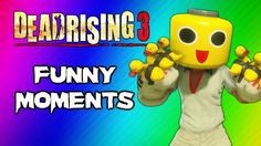 Vanoss Gaming & h2oDelirious | Crazy Co-op glitch, DeadRising3 HILARIOUS moments (Seriously, these guys are the BEST)