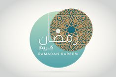 Ramadan Kareem Mosaic Pattern 1 by aaqib.shah on @creativemarket