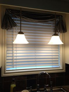 Curtain ideas on pinterest window treatments basement windows and curtains - Basement curtain ideas ...