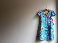 Missy N.: De Vink-jurk. En van lange leve tricot.