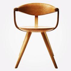 SORI YANAGI, Side Chair, ca.1950s. / interiordecline
