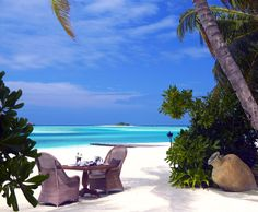 Naladhu, luxury Maldives resort, is more than a holiday, more than a resort. A collage of perfect, timeless moments in the Maldives. Vacation Destinations, Dream Vacations, Vacation Spots, Wedding Destinations, Vacation Travel, Italy Vacation, Places To Travel, Places To See, Photos Voyages