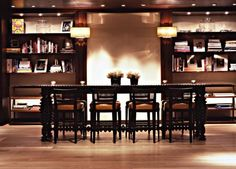 Enjoy a Lunch at Bar les Nations with itsTable d'hotes - Hotel InterContinental Geneve Gaming Lounge, Bar Lounge, Library Bar, Public Hotel, Lobby Bar, Home Bar Designs, Hotel Suites, Restaurant Bar, Chinese Restaurant