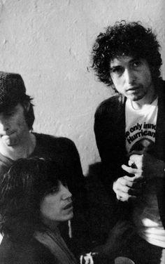 Patti Smith & Bob Dylan
