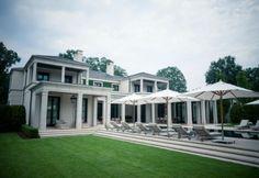 Jeff Gordon's home in Charlotte NC | ... www.mgpb.com   Classic forms with modern interpretations.