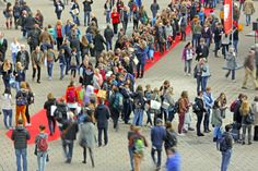 Frankfurter Buchmesse - a great place to pick up some new teaching resources.