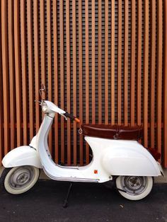 Stylish #Vespa #color combination