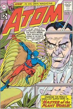 The Atom (Volume) - Comic Vine